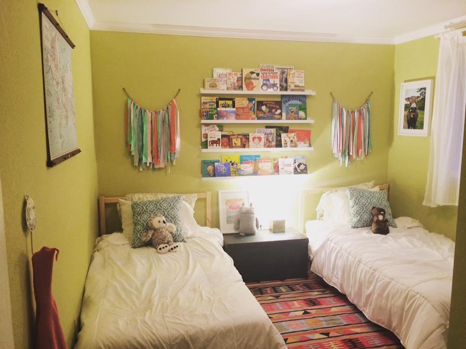 Shanks bedroom